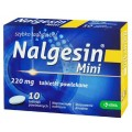 Nalgesin Mini tabl.powl. 220 mg 10 tabl.