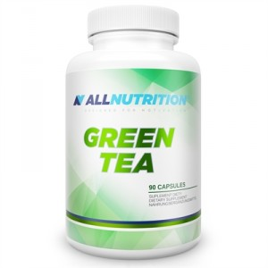 Allnutrition Green Tea 90 kaps.