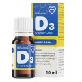 Witamina D3 w kroplach 10 ml