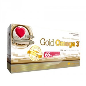 Olimp Gold Omega 1000mg 60 kapsułek